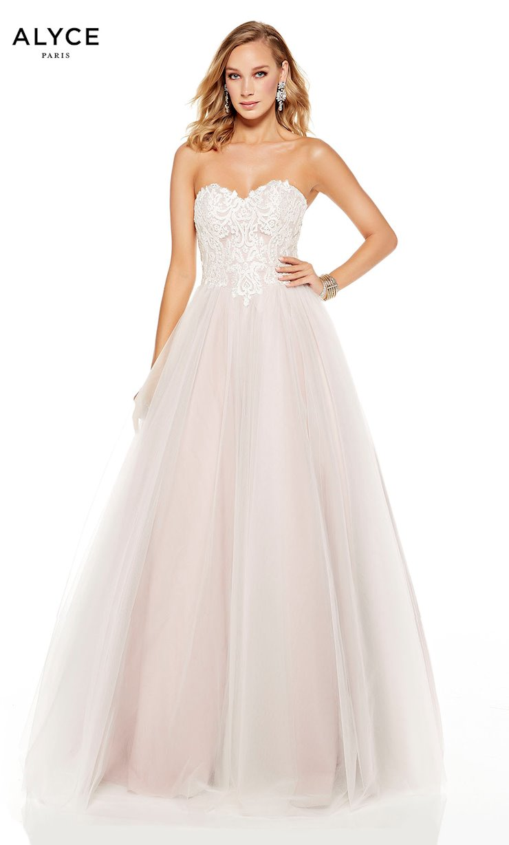 Alyce Paris Prom Dresses 60617