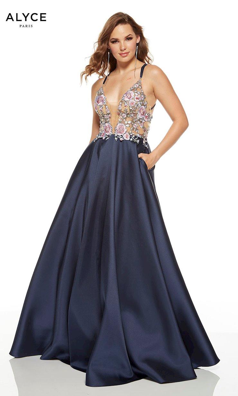 Alyce Paris Prom Dresses Style #60643