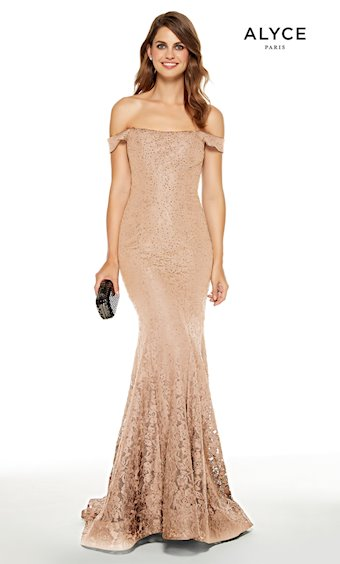 Alyce Paris Prom Dresses 60652