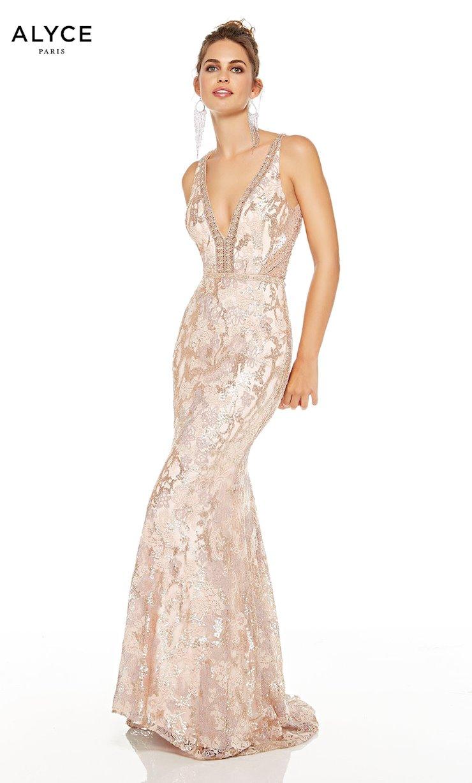 Alyce Paris Prom Dresses Style #60657