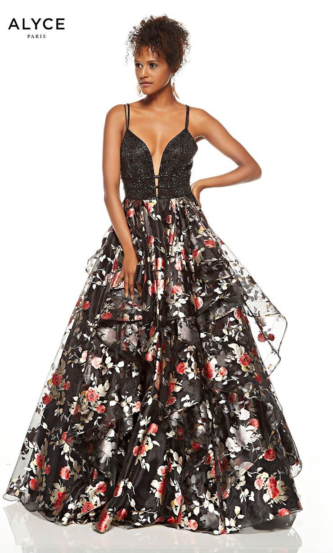 Alyce Paris Prom Dresses 60677