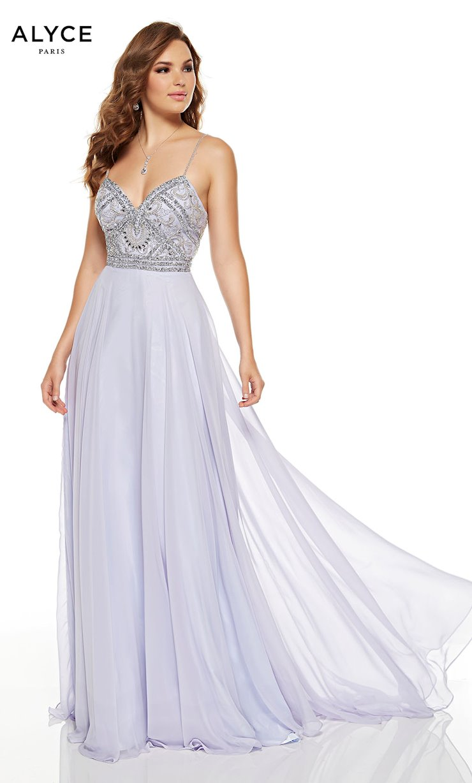 Alyce Paris Prom Dresses Style #60689