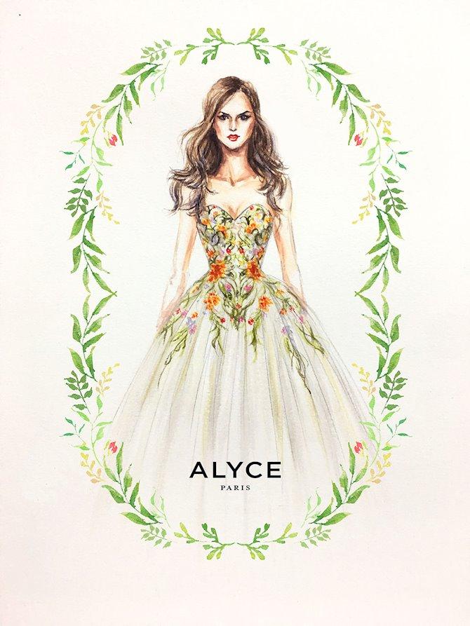 Alyce Paris 60699