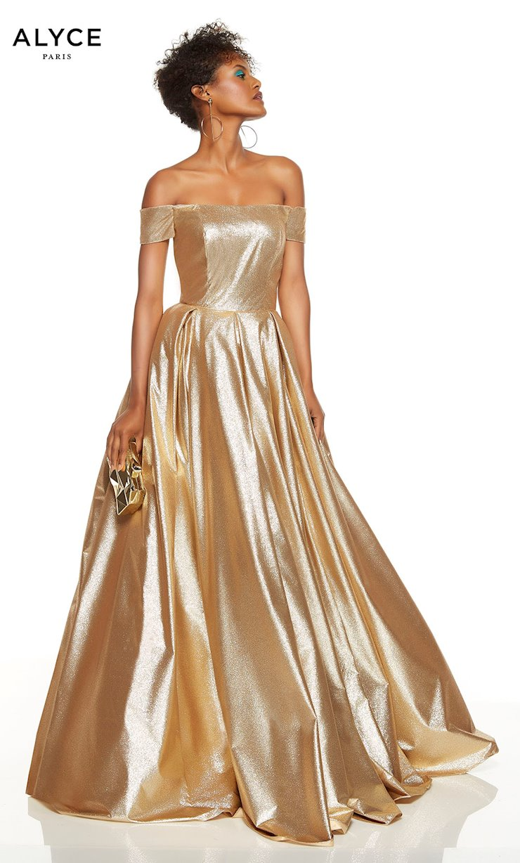 Alyce Paris Prom Dresses 60723