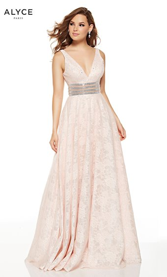 Alyce Paris Prom Dresses 60757