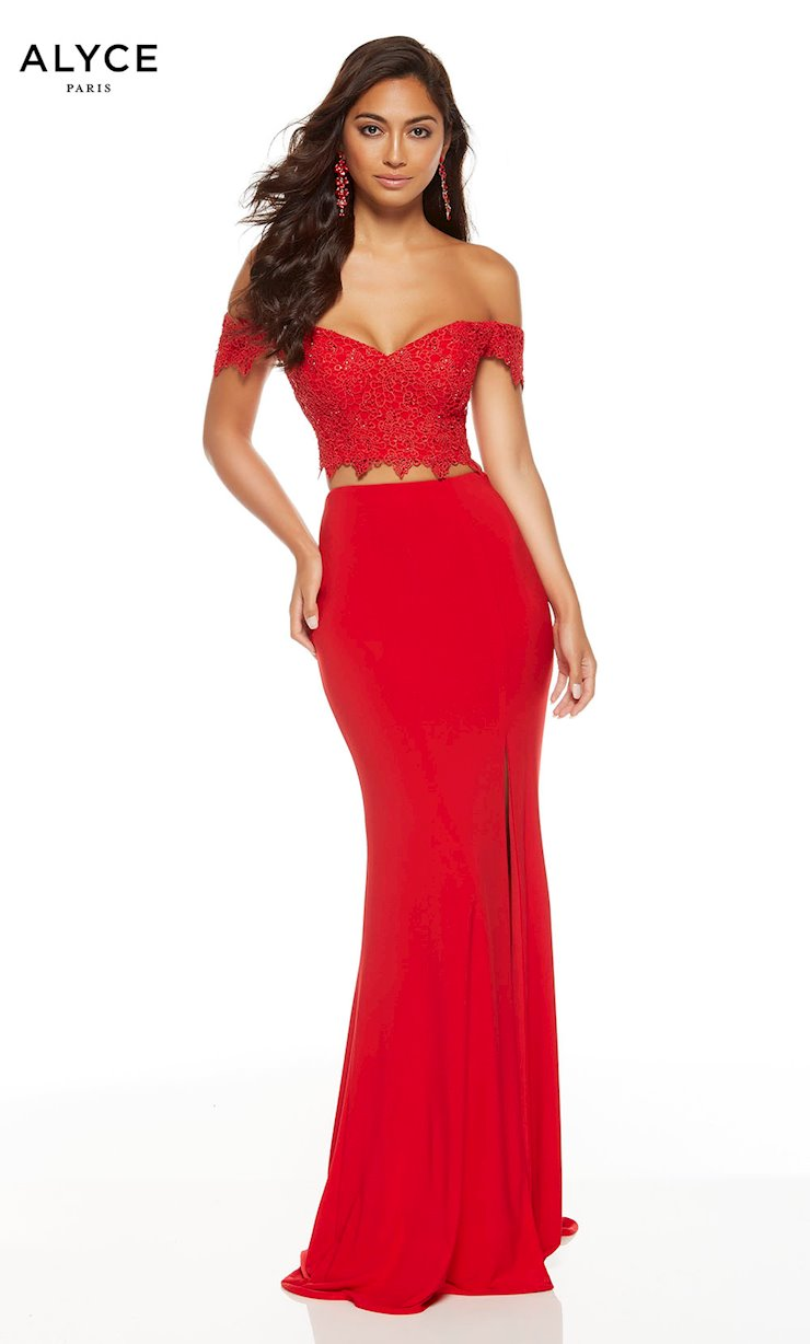 Alyce Paris Prom Dresses 60793