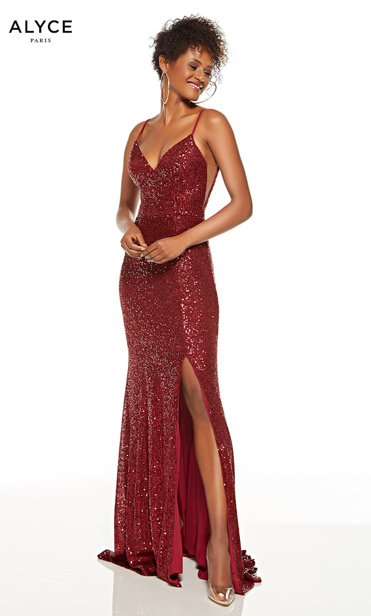 Alyce Paris Prom Dresses 60813