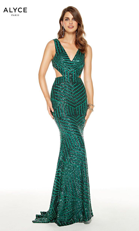 Alyce Paris Prom Dresses Style #60816