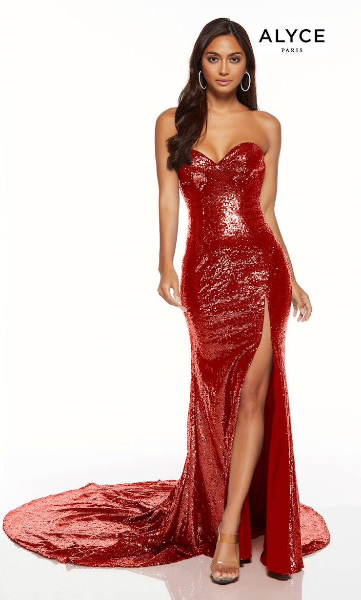 Alyce Paris Prom Dresses 60820