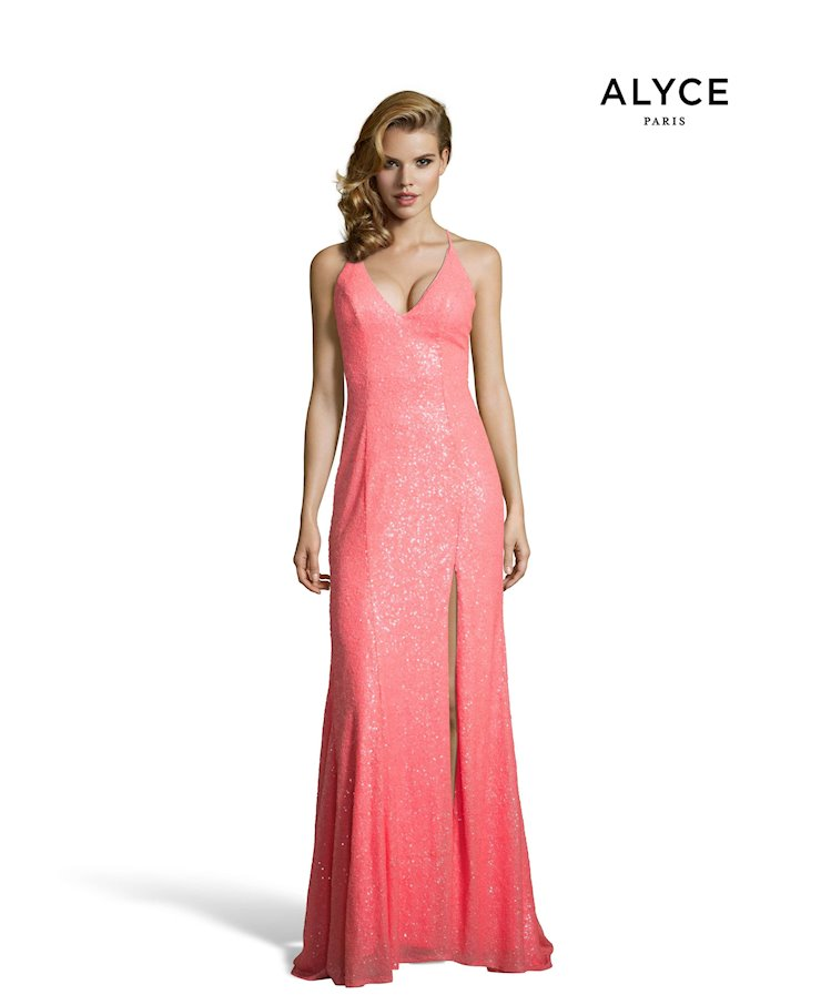 Alyce Paris Prom Dresses 60823