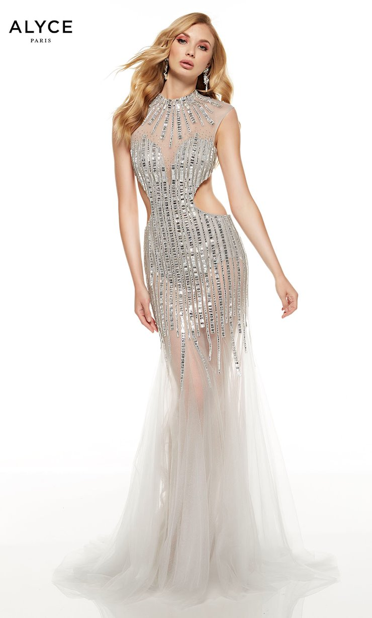 Alyce Paris Prom Dresses 60839