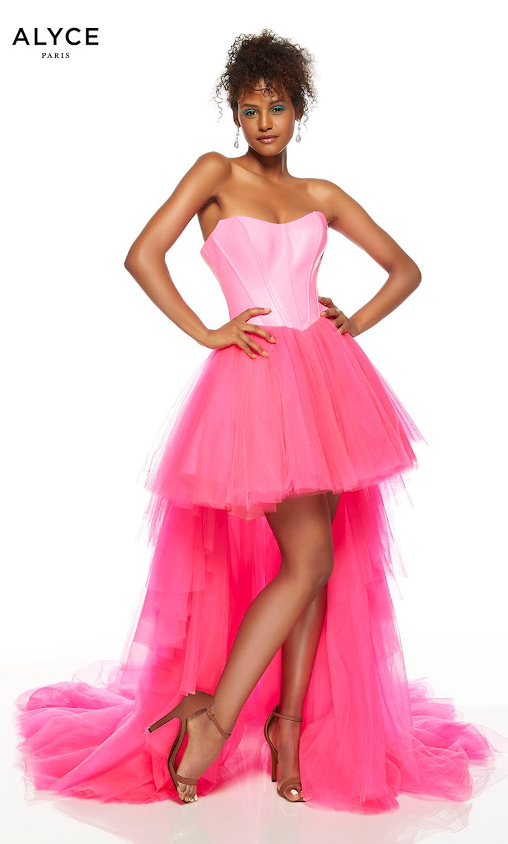 Alyce Paris Prom Dresses 60860