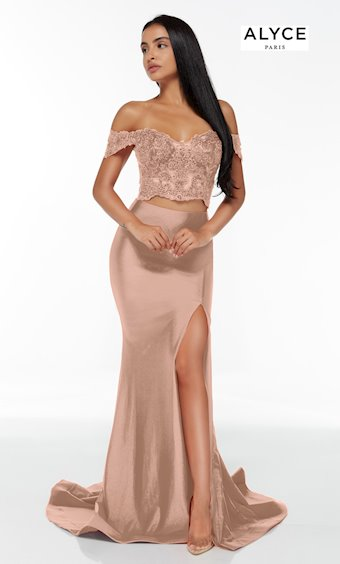 Alyce Paris Prom Dresses 60863
