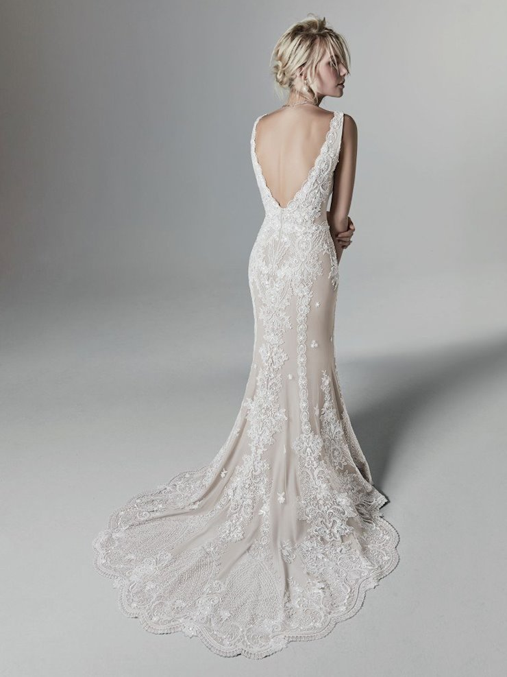 Sottero and Midgley Style #Agata Louise  Image