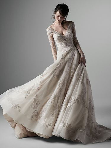 Sottero and Midgley Style No. Vincent