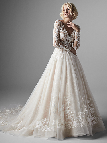Sottero and Midgley Bridal Zander