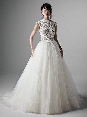 Sottero and Midgley Zinnia