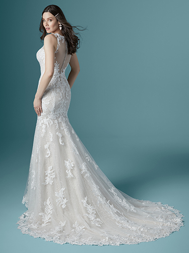 Maggie Sottero Style #Leah