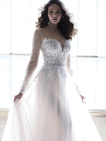 Maggie Sottero Style #Pamela