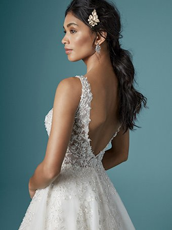 Maggie Sottero Talia Ivory/Champagne/Pewter