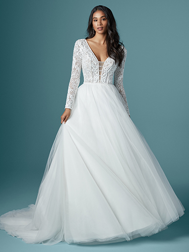 Maggie Sottero Style #Tiana  Image