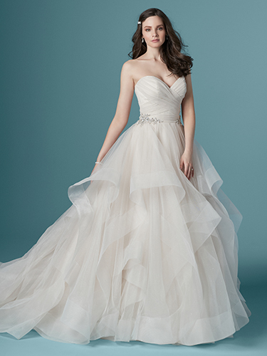 Maggie Sottero Style #Yasmin  Image