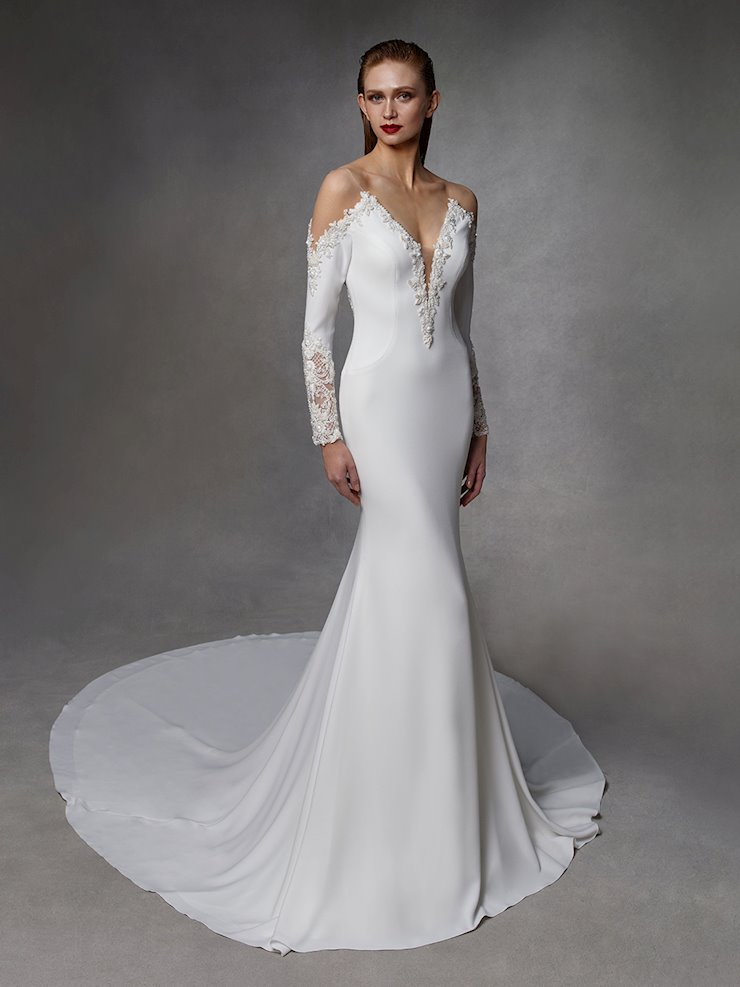 Badgley Mischka Diane Image