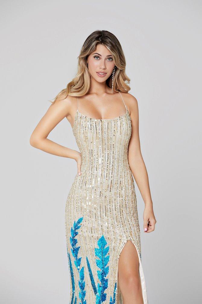 Primavera Couture Style 3455