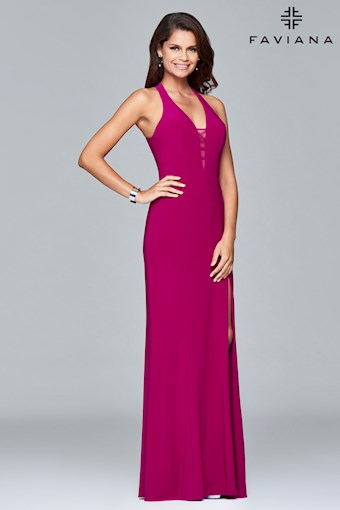Faviana Prom Dresses Style #7540