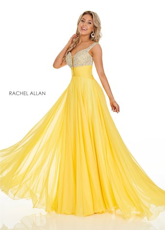 Rachel Allan Style #7018
