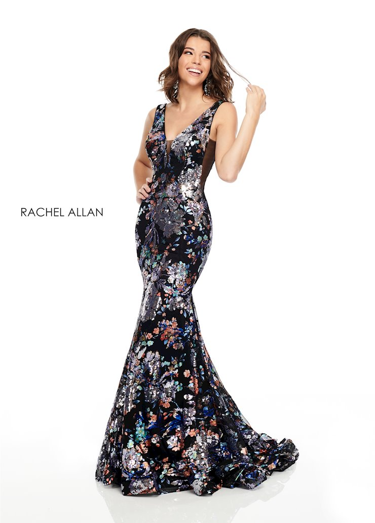 Rachel Allan Style #7045 Image