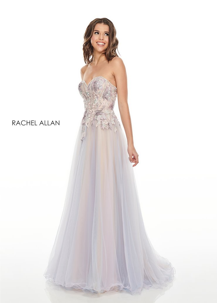 Rachel Allan Style #7076 Image