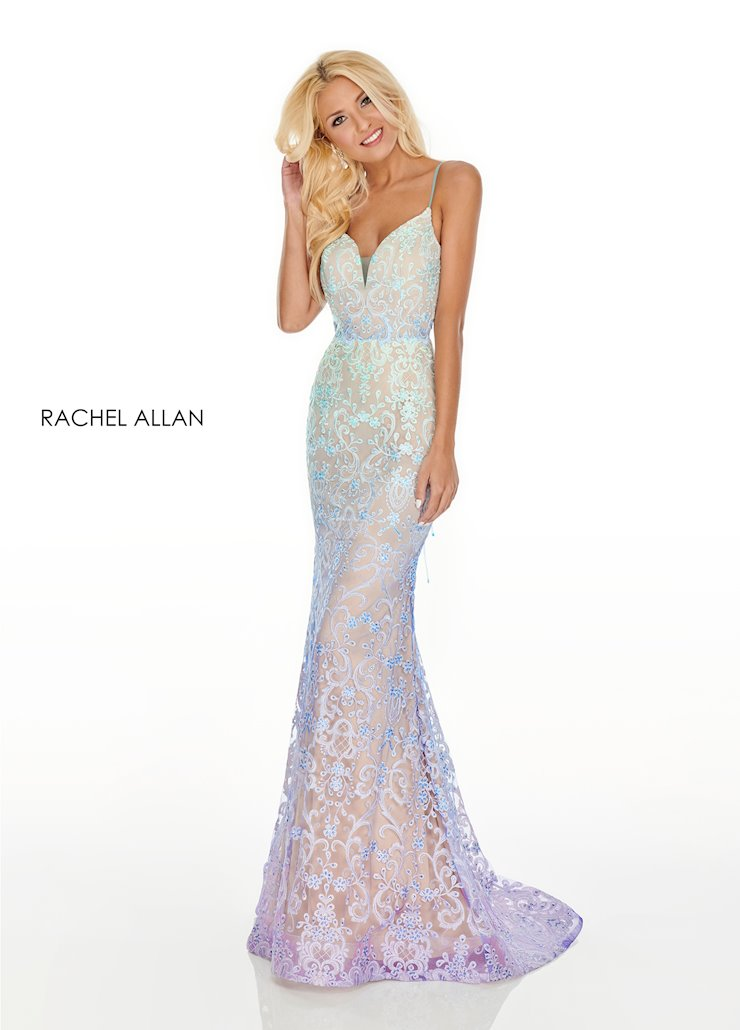 Rachel Allan Style #7198 Image