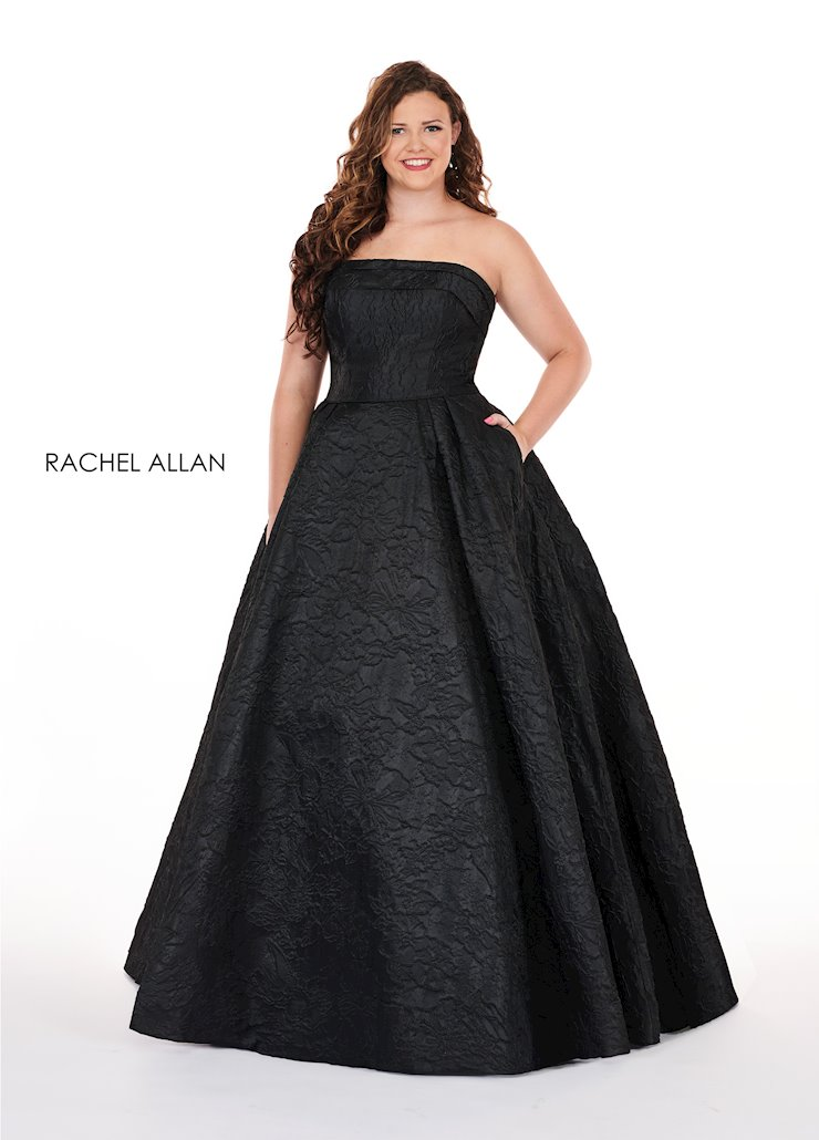 Rachel Allan Style #7241  Image
