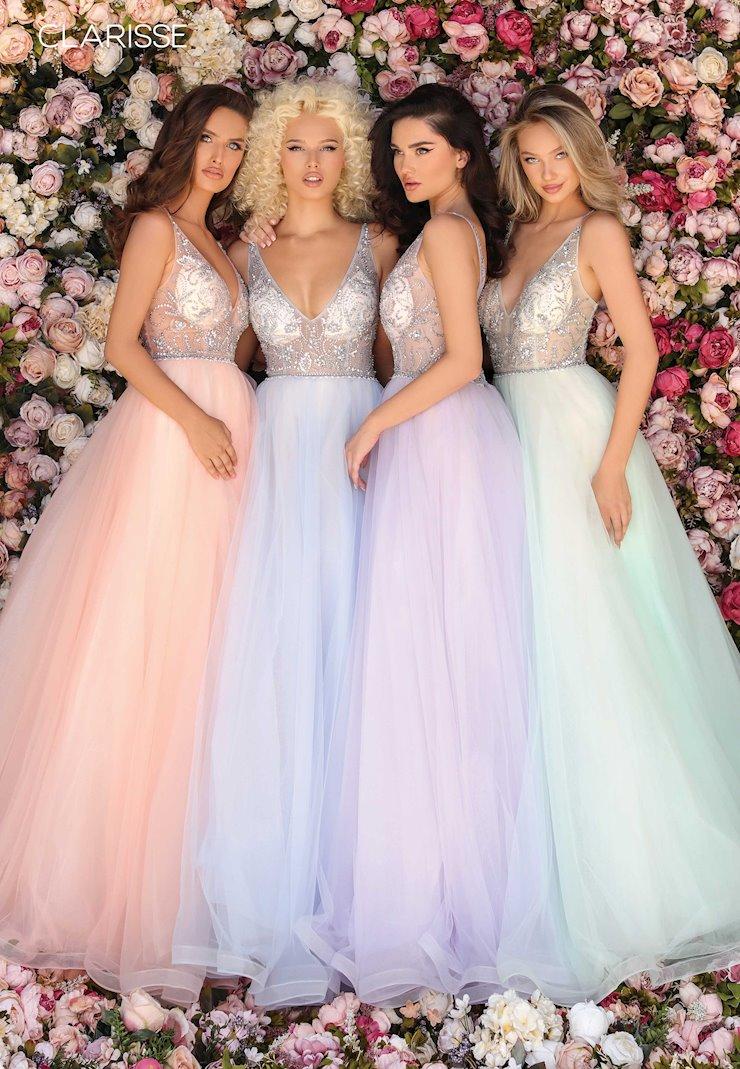 Clarisse Prom Dresses Style #8080