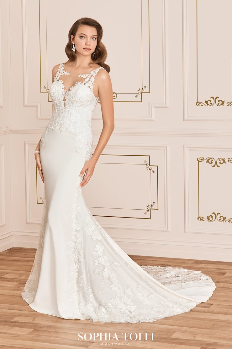 Sophia Tolli Style No. Y12013B