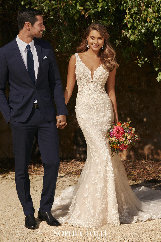 Sophia Tolli   Juliette   Modern Bride   Wedding Gowns Downtown ...