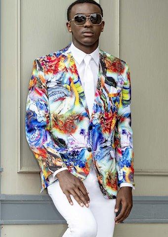Tuxedo By Sarno Style #755