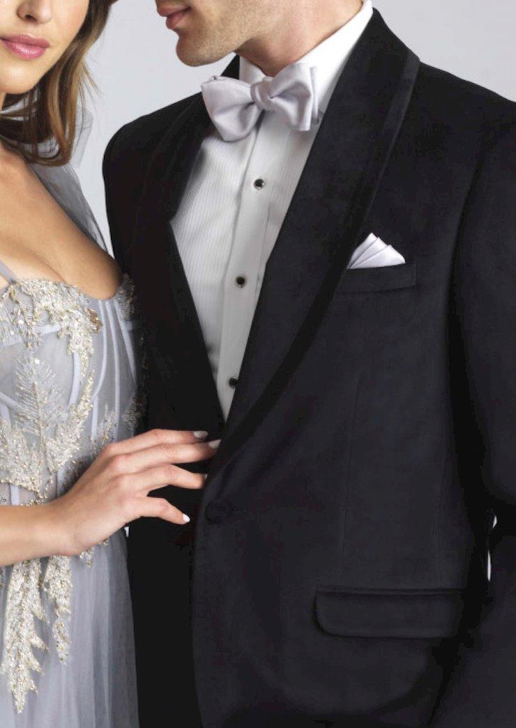 Tuxedo By Sarno Style #CAVBLK  Image