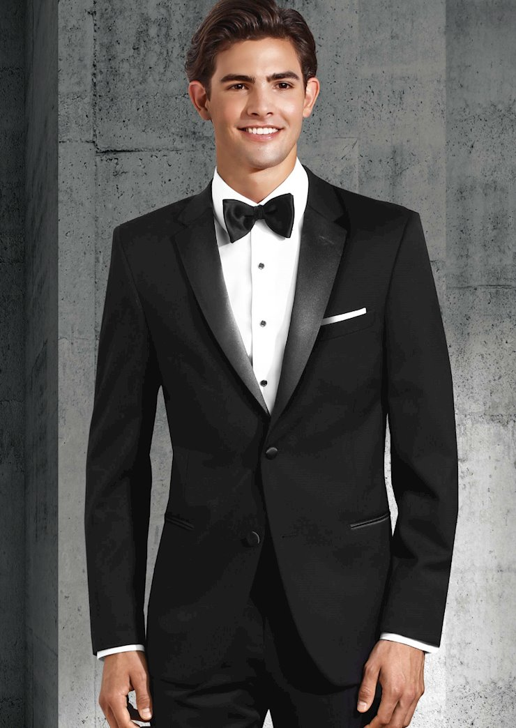 Tuxedo By Sarno Style #TX21BLK  Image
