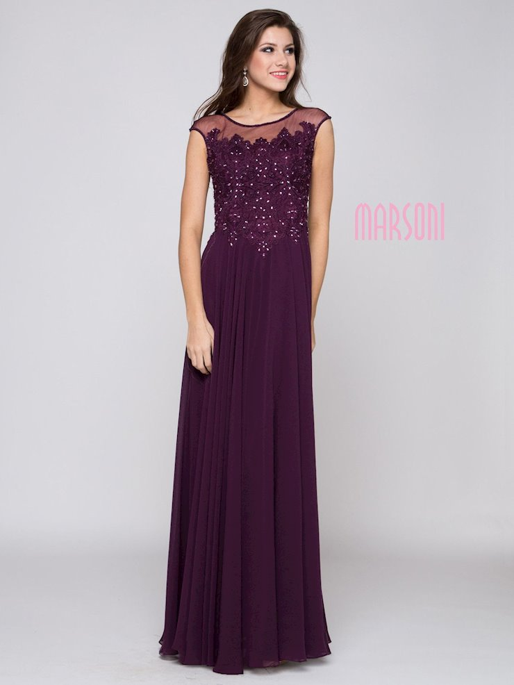 Colors Dress  M107