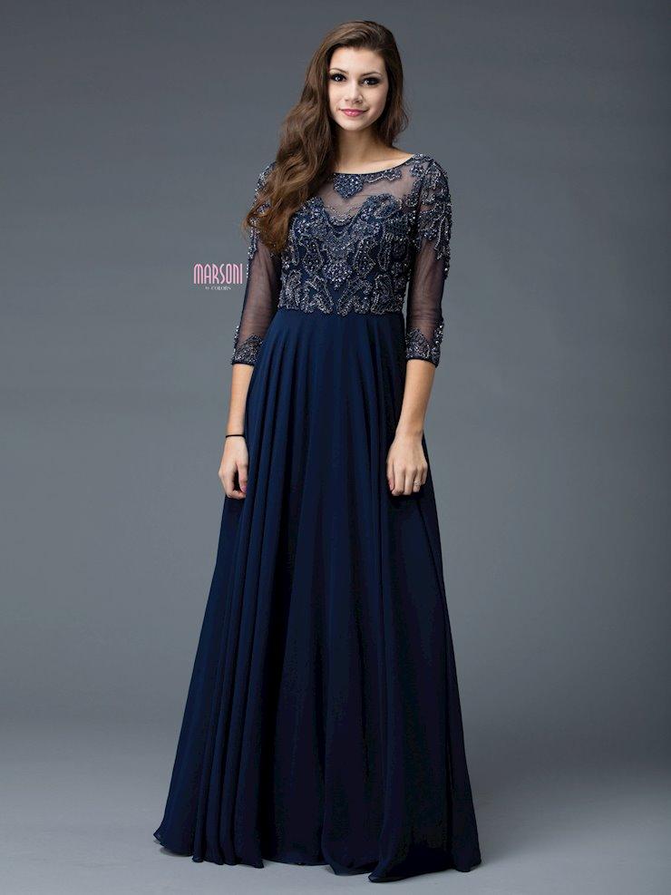 Colors Dress  M189