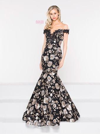 Colors Dress Style M236