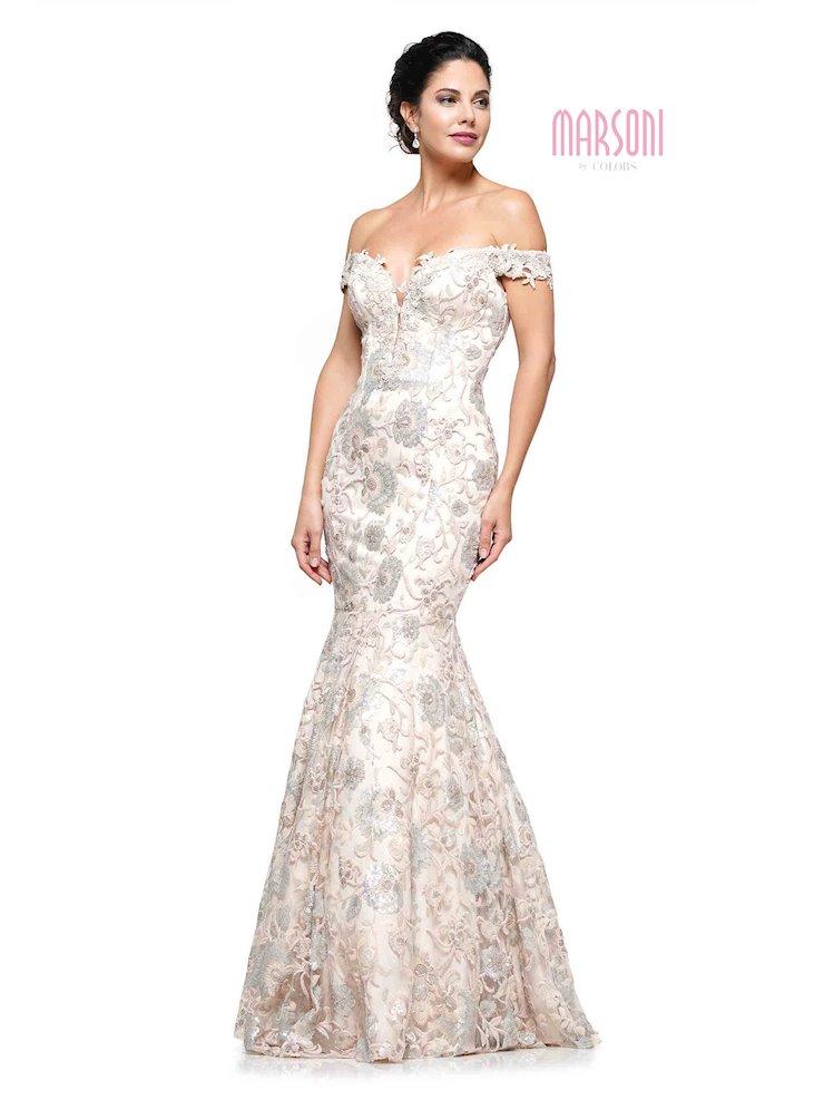 Colors Dress Style #M236