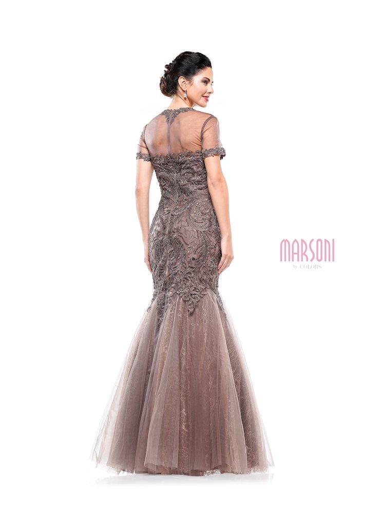 Colors Dress  M259