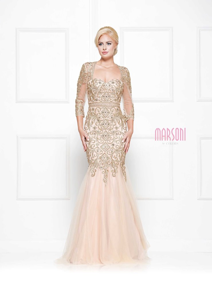 Colors Dress Style #M263