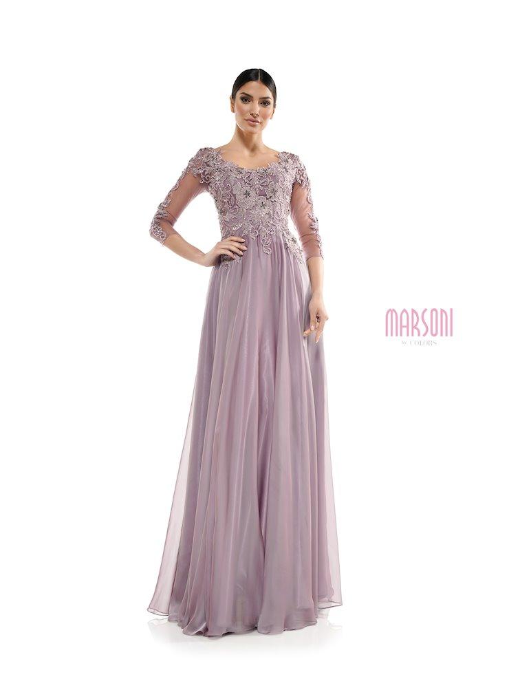 Colors Dress  M281