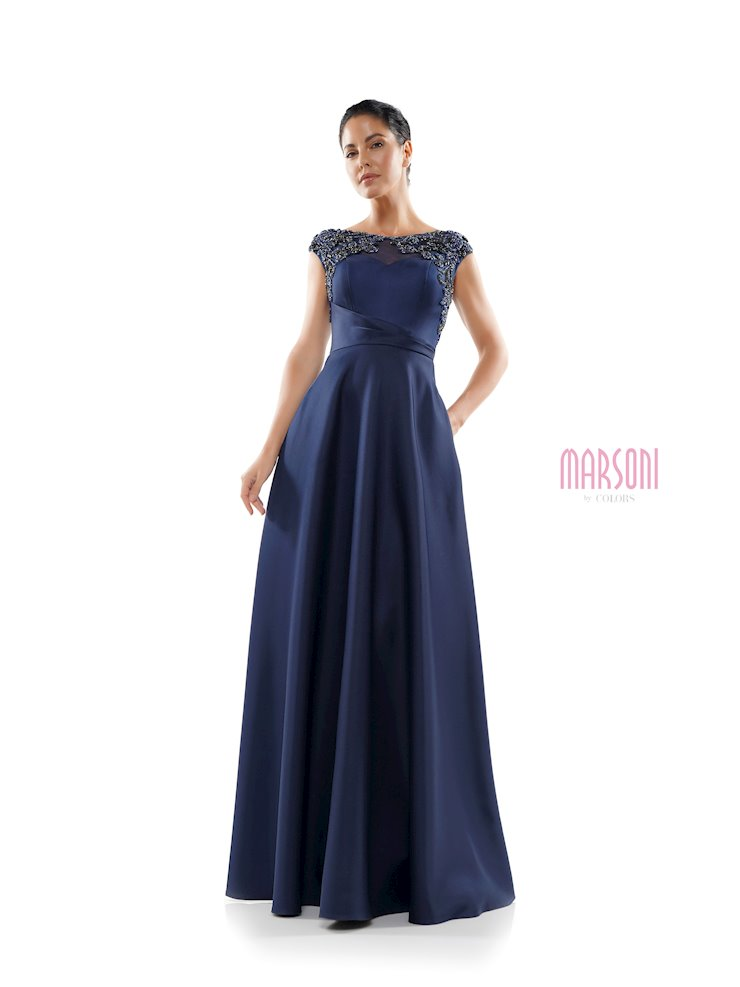Colors Dress MV1005