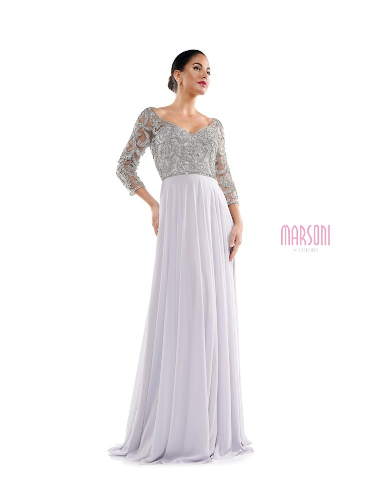 Colors Dress MV1042