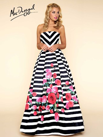 Ballgowns by Mac Duggal Style #40597H